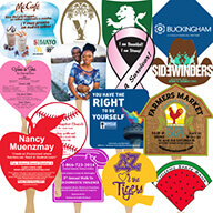 Elect Custom Hand Fans for Your Political Campaign!