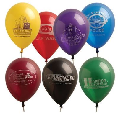 Mis-Registration Issues with Custom Balloons