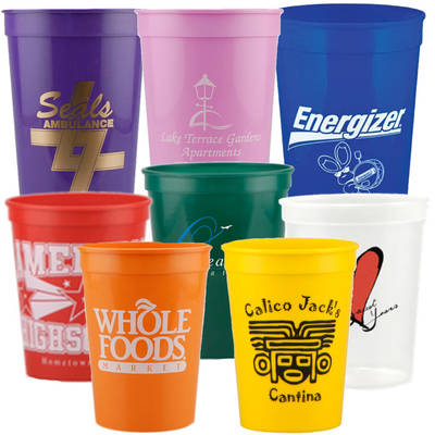 Custom Stadium Cups - A Cheap But Effective Promotional Tool