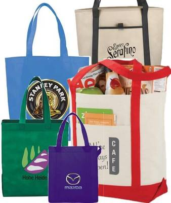 Custom Tote Bags a Top Seller in Promotional Items