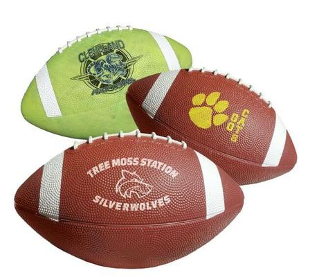 Start Preparing Now for Football Season With Personalized Footballs