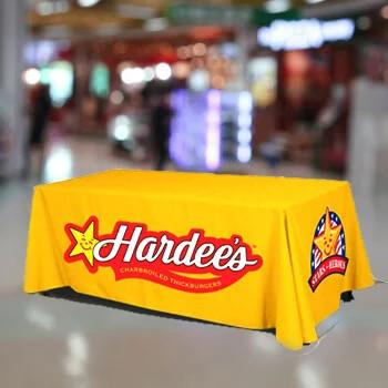 Which promotional products are used in trade shows?
