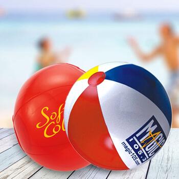 6 Inch Beach Balls