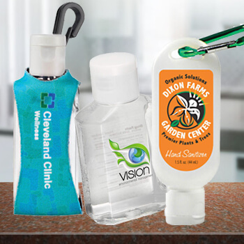 Promotional Hand Sanitizers