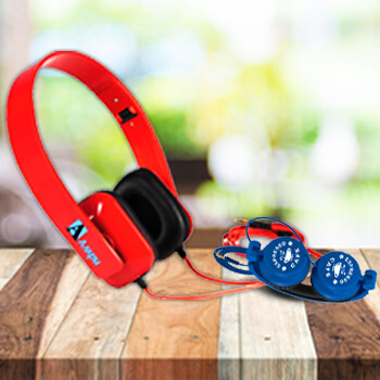 Custom Earbuds & Headphones