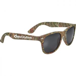 The Sun Ray Sunglasses - Camouflage