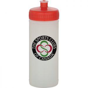 16oz Sports Bottle Natural/White