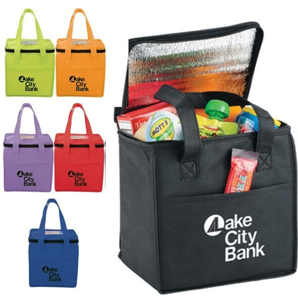 Cube Cooler Lunch Bags