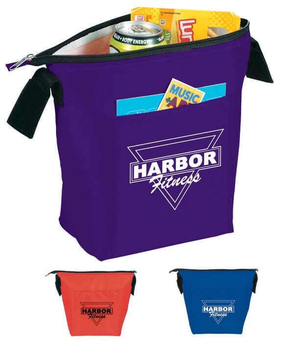 Clip Cooler Lunch Bags