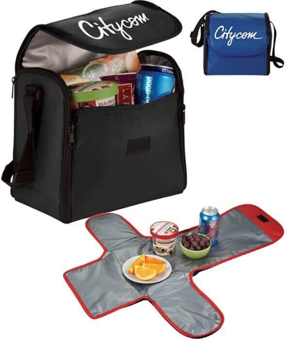 Parkway Convertible Placemat Lunch Bags
