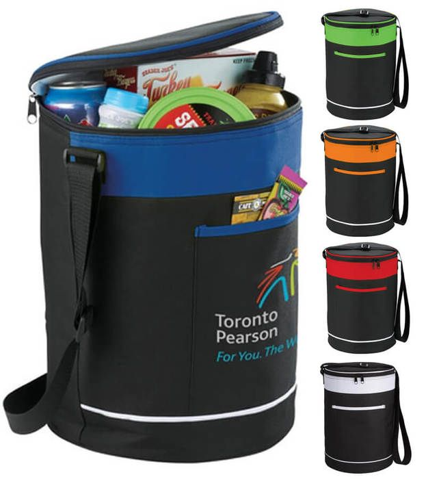 Spectator Barrel Lunch Bags
