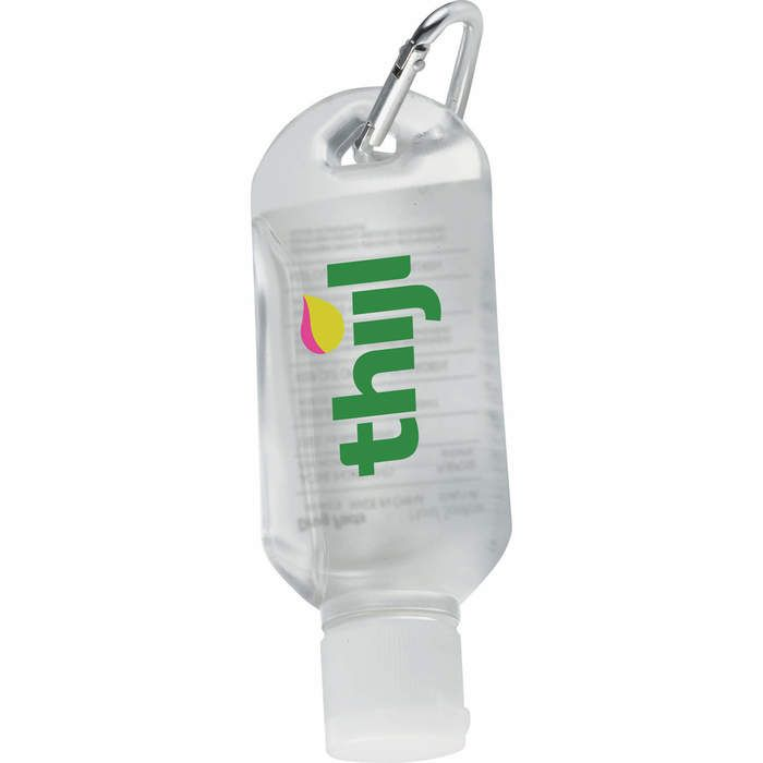 The Clip N Go Hand Sanitizer 1.8 oz - Clear