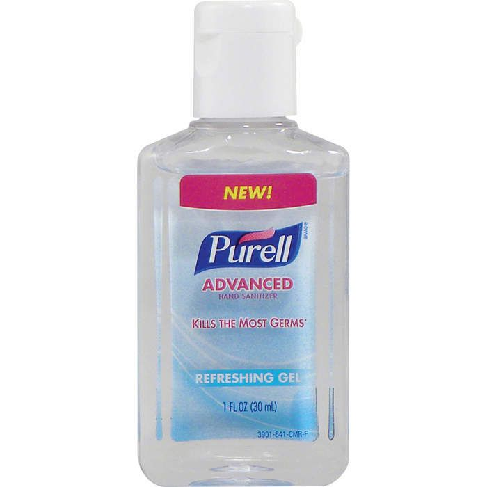 1 oz Purell Sanitizer w/ Travel Sleeve