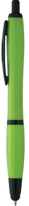 Nash Click Pen Stylus  - Lime Green
