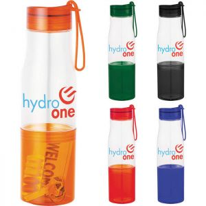 Hide Away 16 oz Tritan Sports Bottle