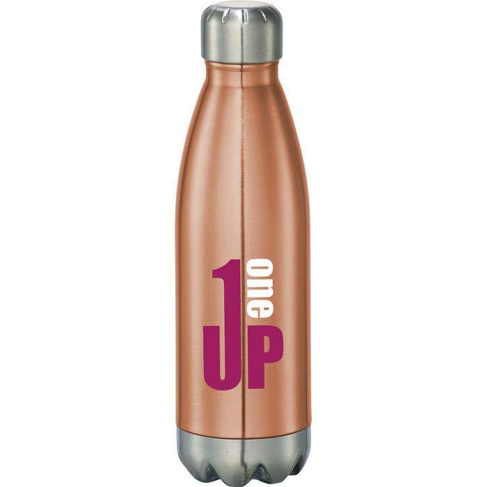 Arsenal 17 oz Vacuum Bottle - Copper