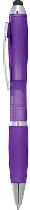 Nash Crystal Pen Stylus   - Translucent Purple
