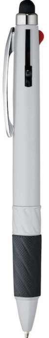 Fab Multi Ink Pen Stylus  - Silver