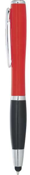 Nash Gloss Pen Stylus Light - Red