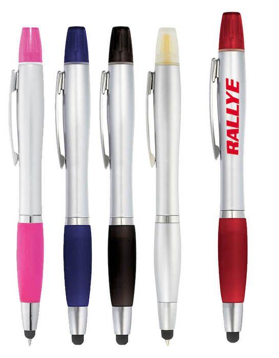 Nash Glamour Pen Stylus Highlighters