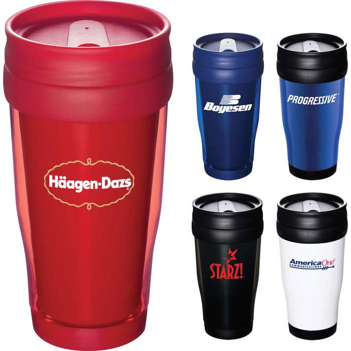 Columbia 16 oz Insulated Tumbler