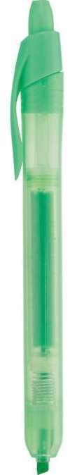 Beatz Retractable Highlighters - Translucent Green