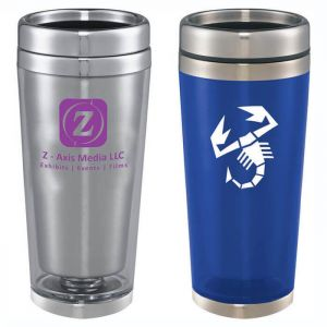 North Beach 16 oz Travel Tumbler