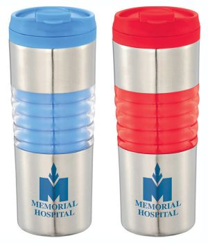 Ripple 16 oz Travel Tumbler