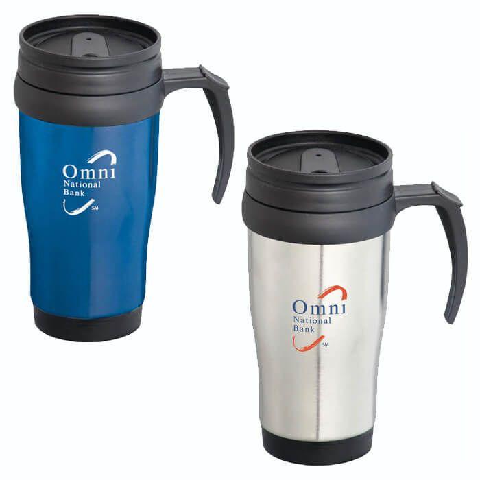 Sanibel 14 oz Travel Mug
