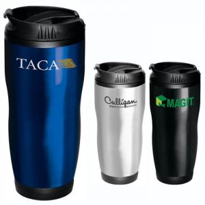 Logan 16 oz Travel Tumbler