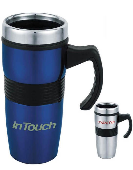 Jamaica 16 oz Travel Mug
