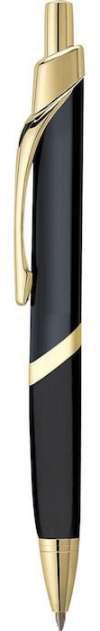 SoBe Pen  - Black W Gold Trim