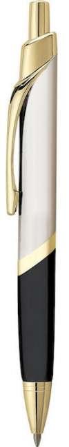 SoBe Pen  - Pearlescent W Gold Trim