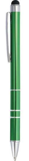 Charleston Stylus Pens - Green