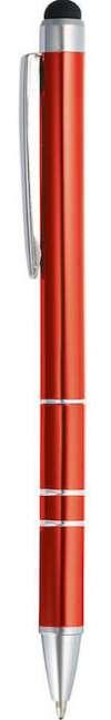 Charleston Stylus Pens - Red