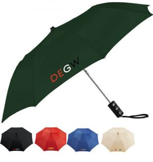 "36"" Seattle Folding Auto Umbrellas"