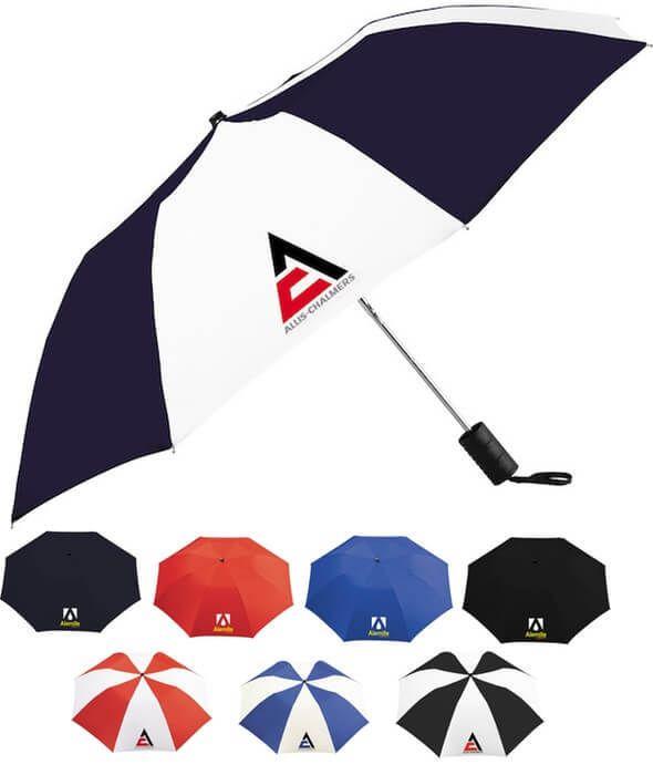 "42"" Miami Auto Folding Umbrellas"