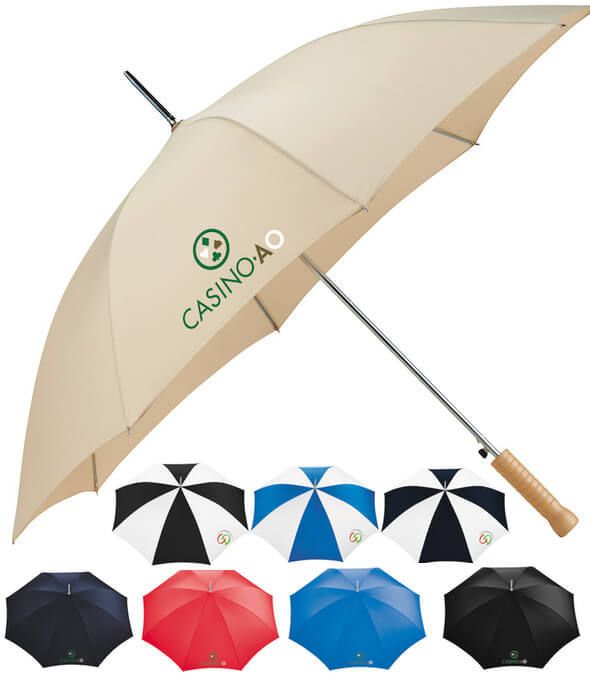 "48"" Nola Steel Fashion Umbrellas"