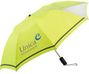 "42"" Clear View Auto Open Safety Umbrellas"