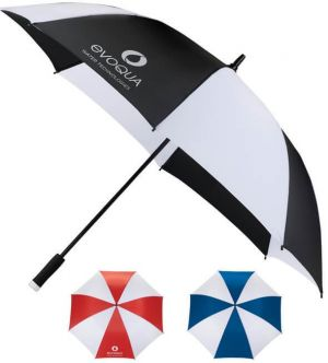"58"" Ultra Value Auto Open Golf Umbrella"