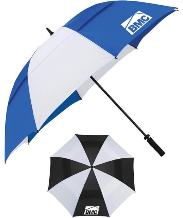 "62"" Cutter and Buck Vented Golf Umbrellas"