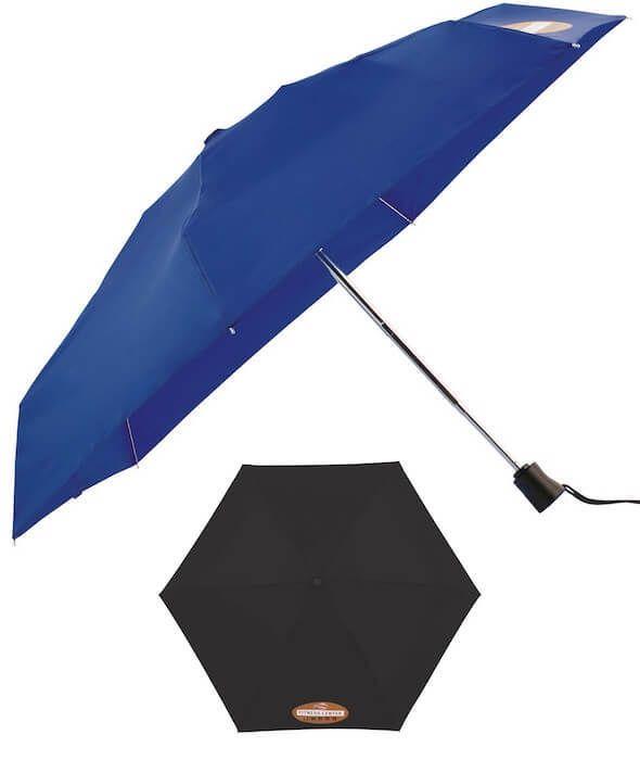 "38"" Totes 4 Section Auto Open Close Umbrellas"