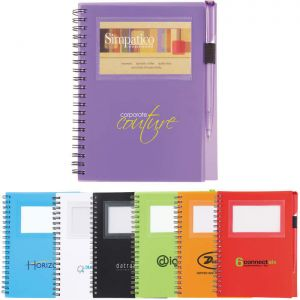The Star Spiral Notebook