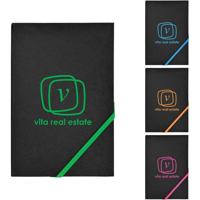 Neon Edge Notebook
