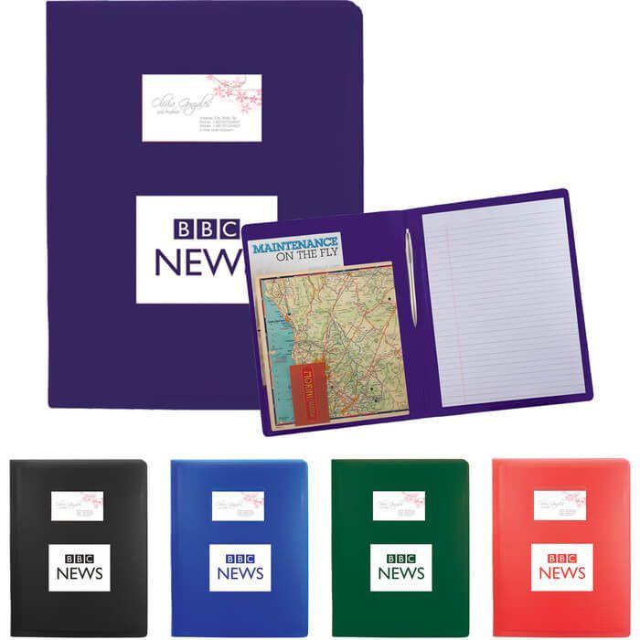 Vis A Folio with Pocket