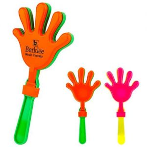 Neon Custom Clappers / Personalized Noisemakers
