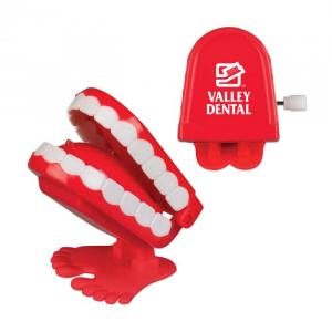 Custom Chattering Teeth / Customized Noisemakers