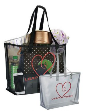 Mesh Shopper Tote Bags