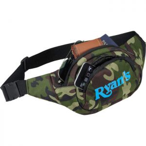 Camo Hunt Fanny Packs
