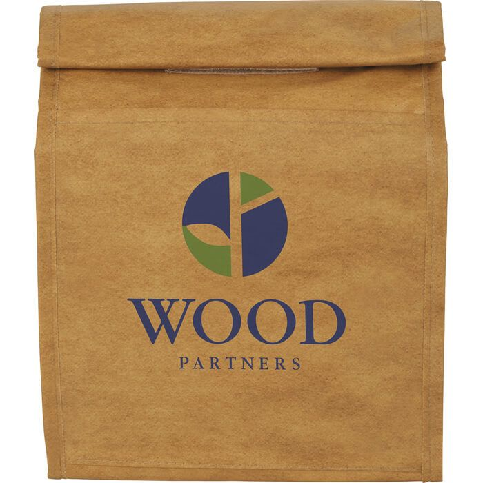 Brown Paper Cooler Lunch Bags